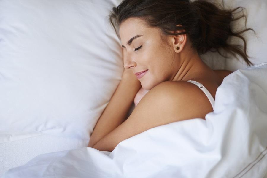 besserer Schlaf fruchtbar