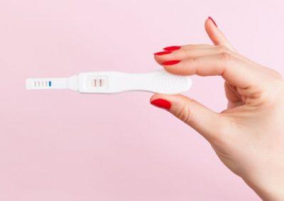 Ab wann ist ein Schwangerschaftstest sicher?